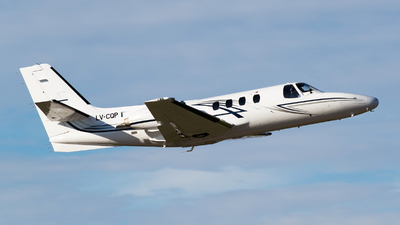 LV-CQP - Cessna 501 Citation SP - Private