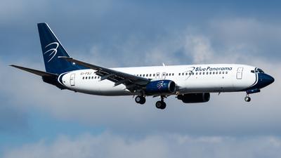 EI-FSJ - Boeing 737-86N - Blue Panorama Airlines