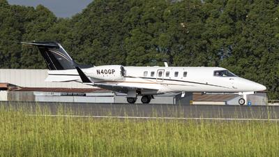 N40GP - Bombardier Learjet 40 - Private