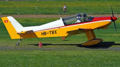 HB-TBX - Uetz U-4M Pelikan - Private