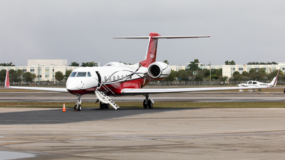 N885GM - Gulfstream G550 - Private