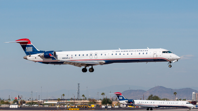 N924FJ - Bombardier CRJ-900ER - US Airways Express (Mesa Airlines)