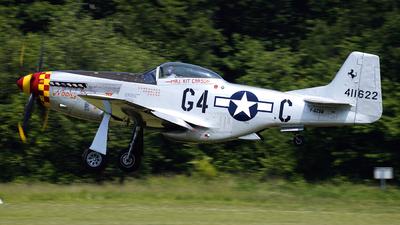 F-AZSB - North American P-51D Mustang - Private