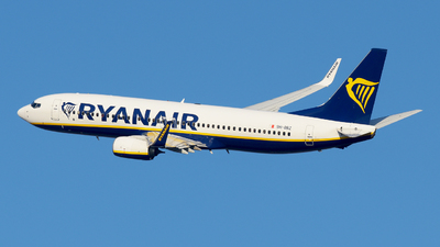 9H-QBZ - Boeing 737-8AS - Malta Air (Ryanair)