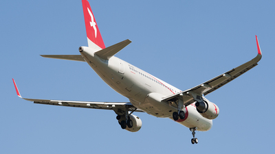 A6-AOQ - Airbus A320-214 - Air Arabia