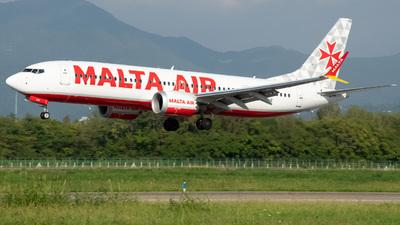 9H-VUE - Boeing 737-8-200 MAX - Malta Air