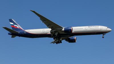 VP-BGD - Boeing 777-3M0ER - Aeroflot
