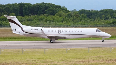 CS-DVY - Embraer ERJ-135BJ Legacy - Private