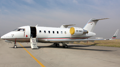 XB-NWD - Bombardier CL-600-2B16 Challenger 605 - Private