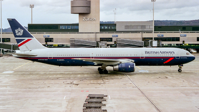 G-BNWL - Boeing 767-336(ER) - British Airways