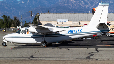 N6127X - Aero Commander 500A - Private