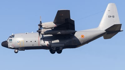 CH-12 - Lockheed C-130H Hercules - Belgium - Air Force