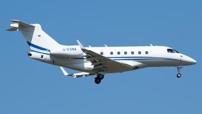 G-ESNA - Embraer EMB-550 Legacy 500 - Private