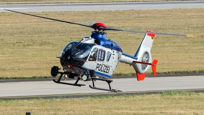 D-HSNE - Eurocopter EC 135T2+ - Germany - Police