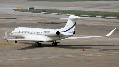 N899YF - Gulfstream G650 - Private