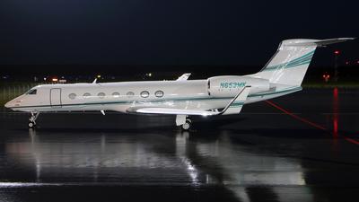 N653MK - Gulfstream G550 - Private