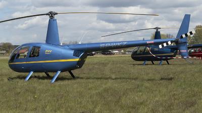 SP-WKZ - Robinson R44 Raven - Private