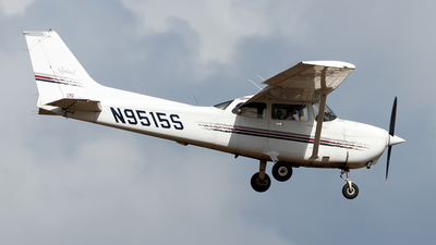 N9515S - Cessna 172R Skyhawk - Badawi Aviation