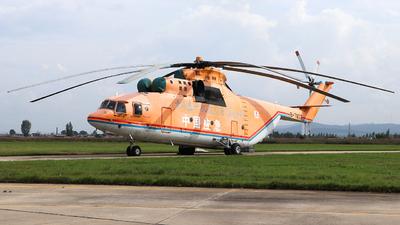 B-7803 - Mil Mi-26TC Halo - Qingdao Helicopters