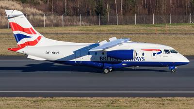 OY-NCM - Dornier Do-328-300 Jet - British Airways (Sun-Air)