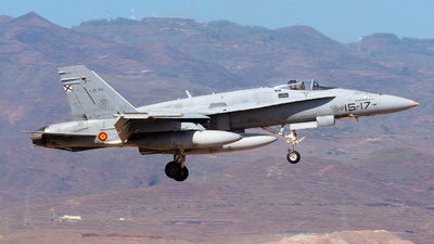 C.15-30 - McDonnell Douglas EF-18M Hornet - Spain - Air Force