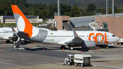 PR-GEH - Boeing 737-76N - GOL Linhas Aéreas