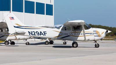 N29AF - Cessna 172R Skyhawk II - American Flyers