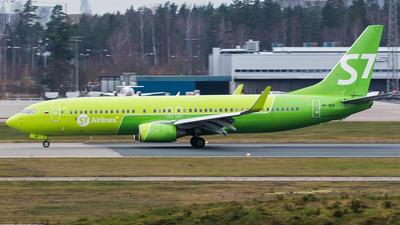 VP-BDF - Boeing 737-8Q8 - S7 Airlines