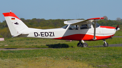D-EDZI - Reims-Cessna F172E Skyhawk - Private