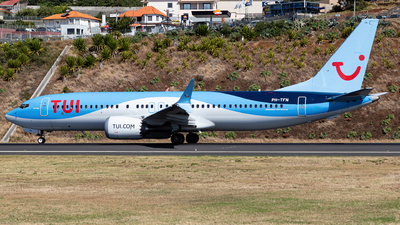 PH-TFN - Boeing 737-8 MAX - TUI