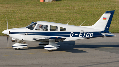 D-ETCC - Piper PA-28-181 Archer II - Private