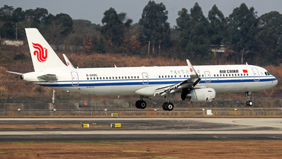 B-8495 - Airbus A321-232 - Air China
