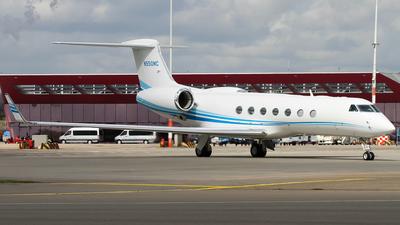 N550MC - Gulfstream G-V(SP) - Private