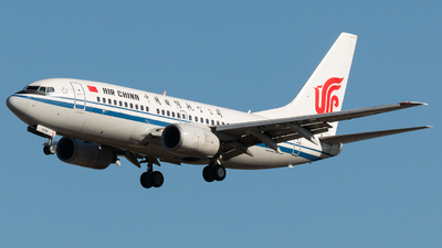 B-5044 - Boeing 737-79L - Air China
