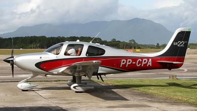 A picture of PPCPA - Cirrus SR22 - [3925] - © Bruno Orofino