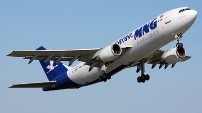 TC-MNB - Airbus A300F4-203 - MNG Airlines