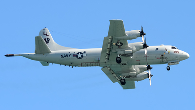 160293 - Lockheed P-3C Orion - United States - US Navy (USN)