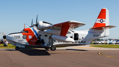 N226CG - Grumman HU-16B Albatross - Private
