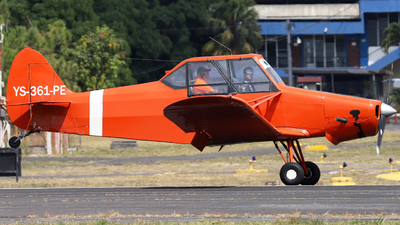 YS-361-PE - Piper PA-25-235 Pawnee - Private