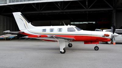 N350BR - Piper PA-46-310P Malibu/Jetprop DLX - Euroaviation