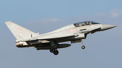 ZJ807 - Eurofighter Typhoon T.1 - United Kingdom - Royal Air Force (RAF)