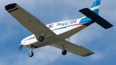 N478A - Piper PA-28-181 Archer LX - ATP Flight School