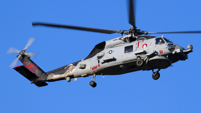 167016 - Sikorsky MH-60R Seahawk - United States - US Navy (USN)
