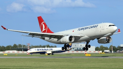 A picture of TCJDS - Airbus A330243F - Turkish Airlines - © AL-Alan Lebeda