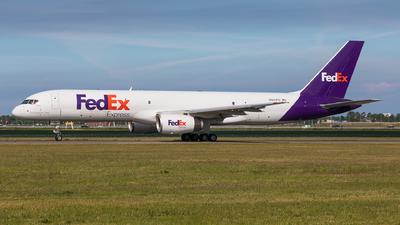 N901FD - Boeing 757-2B7(SF) - FedEx