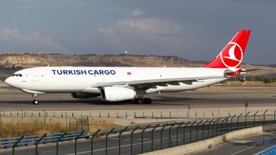 TC-JOY - Airbus A330-243F - Turkish Airlines Cargo