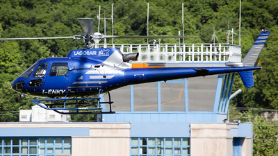 A picture of IENKY - Airbus Helicopters H125 - [4910] - © Fabrizio Gandolfo