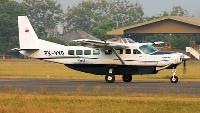 PK-VVO - Cessna 208B Grand Caravan - Susi Air