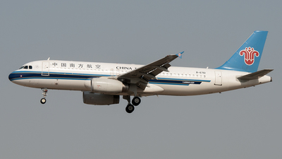 B-6761 - Airbus A320-232 - China Southern Airlines