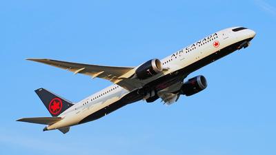 C-FVLU - Boeing 787-9 Dreamliner - Air Canada